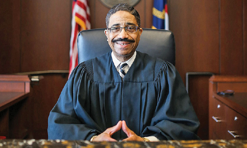 Why Courts Matter: A Conversation with North Carolina Supreme Court Justice Michael Morgan