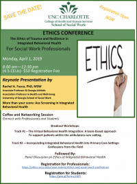 Ethics and Social Work Conference