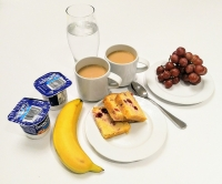 Annual Center Breakfast, Sept. 11